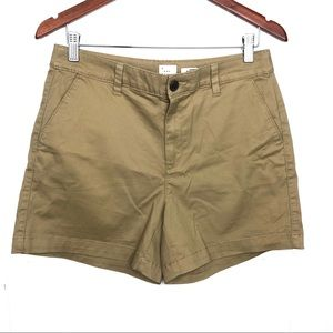 A.NEW.DAY HI RISE STRETCH SHORTS SIZE 8